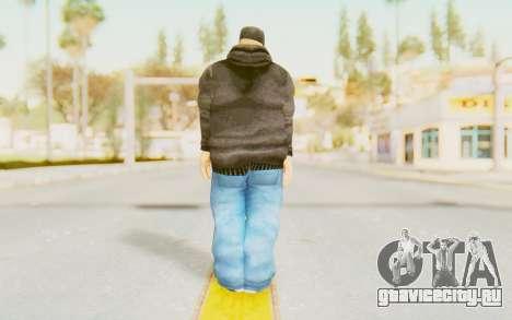 Def Jam Fight For New York - Fat Joe для GTA San Andreas третий скриншот