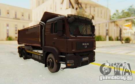 MAN TGA Energrom Edition v2 для GTA San Andreas