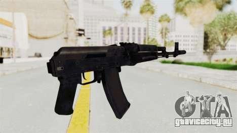 AK-74M v2 для GTA San Andreas третий скриншот
