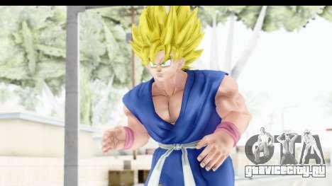 Dragon Ball Xenoverse Goku GT Adult SSJ1 для GTA San Andreas