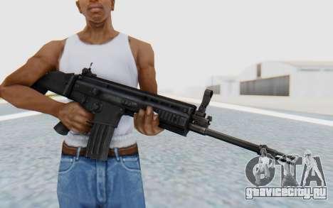 SCAR-L для GTA San Andreas