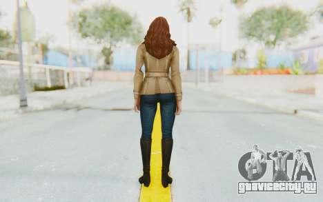 Marvel Future Fight - Black Widow (Civil War) для GTA San Andreas третий скриншот