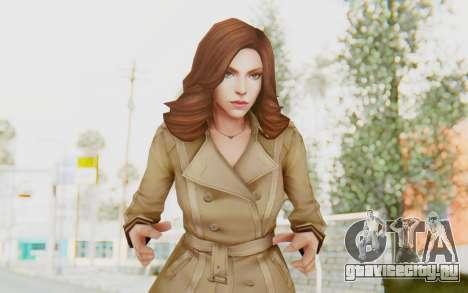 Marvel Future Fight - Black Widow (Civil War) для GTA San Andreas