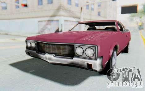 GTA VC Sabre для GTA San Andreas