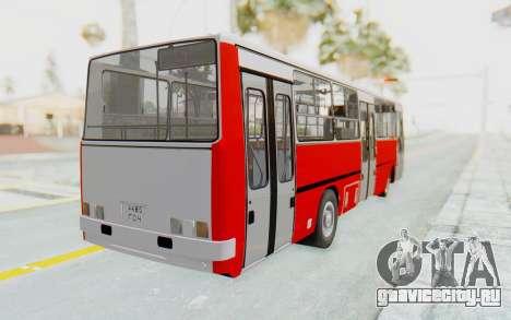 Ikarus 260 Istanbul для GTA San Andreas вид сзади слева