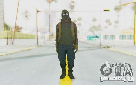 The Division Cleaners - Shield для GTA San Andreas второй скриншот