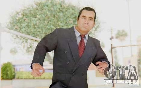 Mafia 2 - Gravina Boss Black для GTA San Andreas