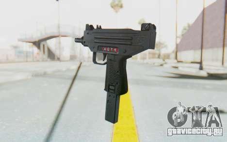 Mini Micro Uzi v1 для GTA San Andreas третий скриншот
