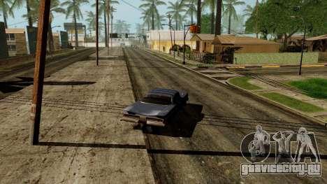 GeForce ENB для слабых ПК для GTA San Andreas пятый скриншот