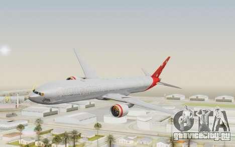 Boeing 777-300ER Virgin Australia v1 для GTA San Andreas
