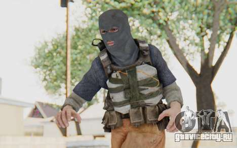 CoD MW3 Suicide Bomber для GTA San Andreas