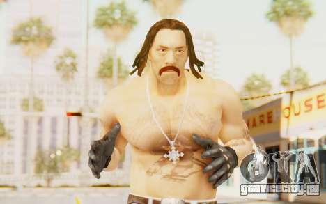 Def Jam Fight For New York - Danny Trejo для GTA San Andreas