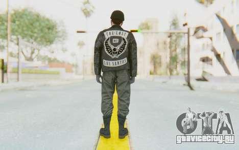 GTA 5 Lost Gang 1 для GTA San Andreas третий скриншот