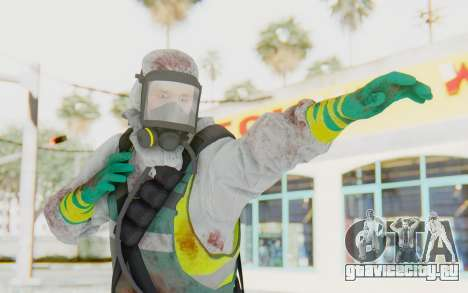The Division Cleaners - Fumigator для GTA San Andreas