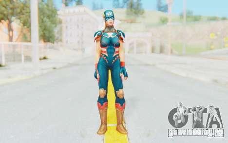 Marvel Future Fight - Captain America (2099) для GTA San Andreas второй скриншот