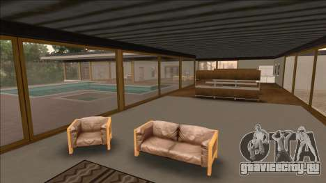 Beta Mulholland Safehouse для GTA San Andreas