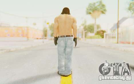 Def Jam Fight For New York - Danny Trejo для GTA San Andreas третий скриншот