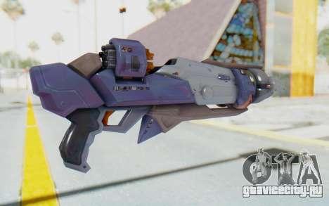 Pharah Mechaqueen Rocket для GTA San Andreas второй скриншот