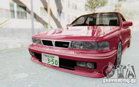Mitsubishi Galant VR4 1992 для GTA San Andreas вид справа