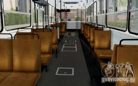 Ikarus 260 Istanbul для GTA San Andreas вид сбоку