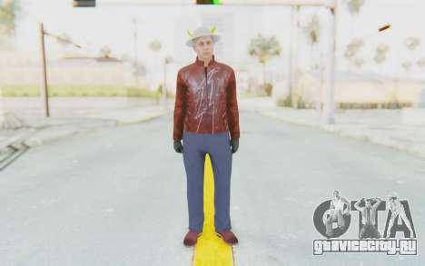 Jay Garrick (Hunter Zoolomon) для GTA San Andreas второй скриншот