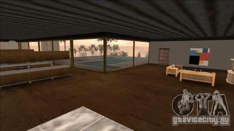 Beta Mulholland Safehouse для GTA San Andreas третий скриншот