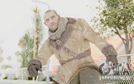 COD BO Lev Kravchenko Winter для GTA San Andreas
