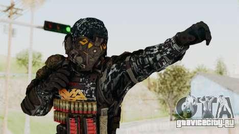 CoD Advanced Warfare KVA Heavy Soldier для GTA San Andreas