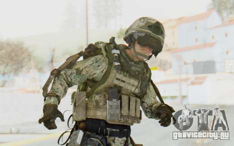 CoD AW US Marine Assault v4 Head D для GTA San Andreas
