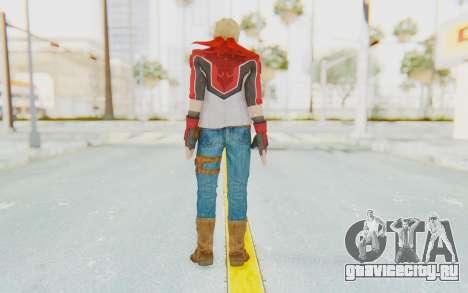 Leo Kliesen Skin для GTA San Andreas третий скриншот