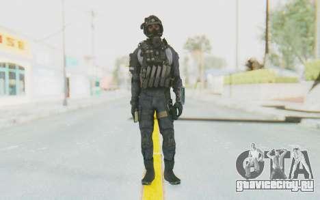 Federation Elite SMG Original для GTA San Andreas второй скриншот