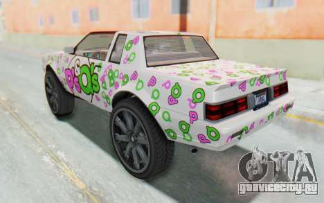 GTA 5 Willard Faction Custom Donk v2 IVF для GTA San Andreas