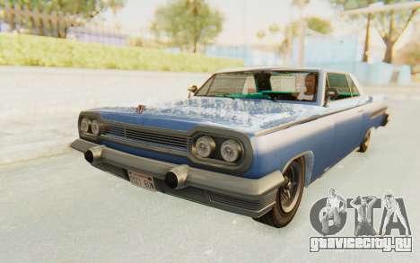 GTA 5 Declasse Voodoo Alternative v2 PJ для GTA San Andreas