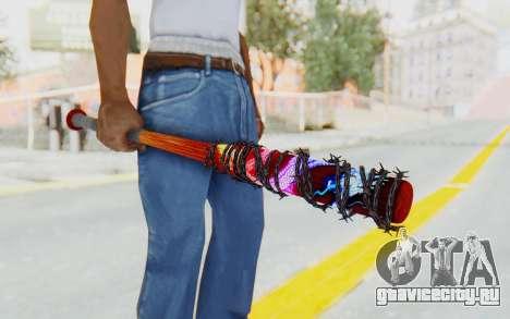Lucile Bat v4 для GTA San Andreas