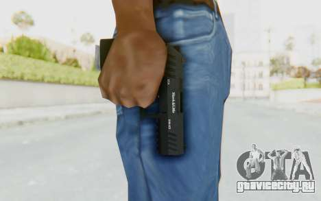 GTA 5 Hawk & Little Combat Pistol для GTA San Andreas