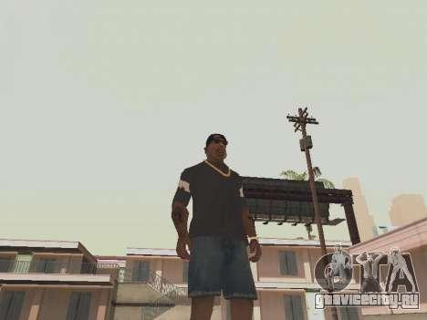 Футболка Я БЭТМЭН для GTA San Andreas второй скриншот