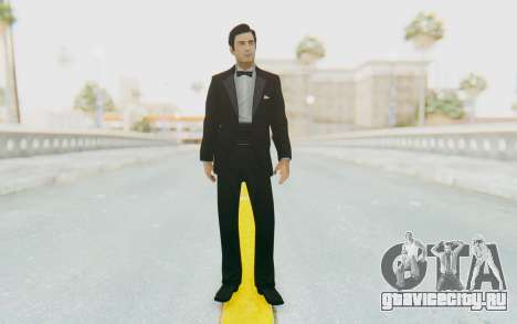 Mafia 2 - Vito Scaletta Tuxedo для GTA San Andreas второй скриншот