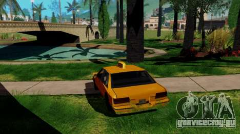 GeForce ENB для слабых ПК для GTA San Andreas третий скриншот