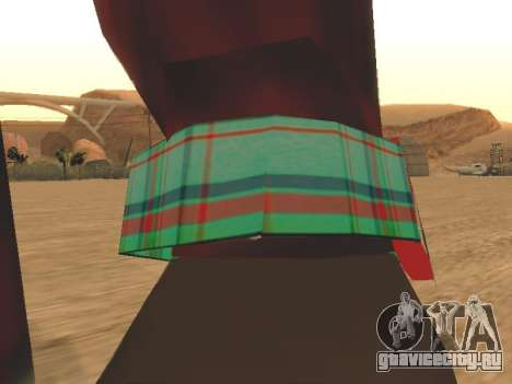 Часы Cat для GTA San Andreas второй скриншот