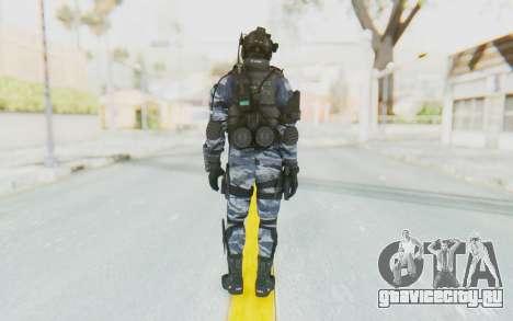 Federation Elite Assault Urban-Navy для GTA San Andreas третий скриншот