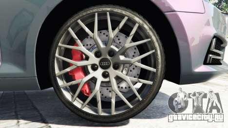 Audi A4 2017 [add-on] v1.1 для GTA 5