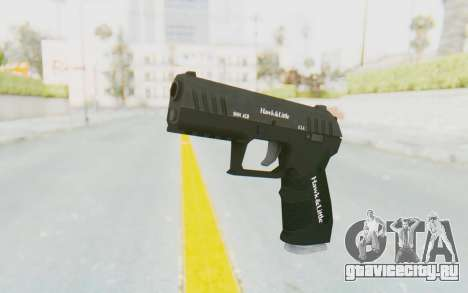 GTA 5 Hawk & Little Combat Pistol для GTA San Andreas второй скриншот