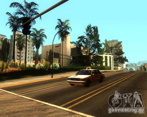 Реалистичное ENB для средних ПК V.1 для GTA San Andreas