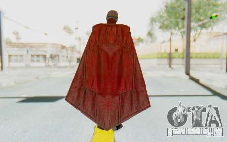 Injustice 2 - Superman для GTA San Andreas третий скриншот