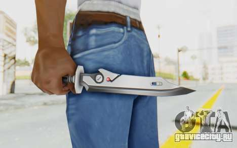 Seulbi Weapon для GTA San Andreas третий скриншот
