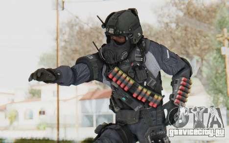 Federation Elite Shotgun Original для GTA San Andreas