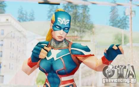 Marvel Future Fight - Captain America (2099) для GTA San Andreas