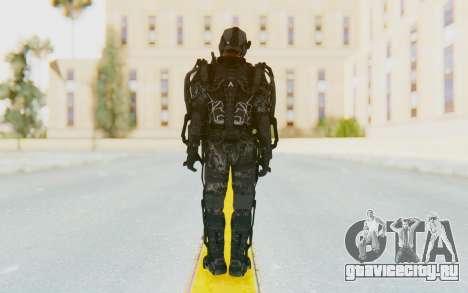 CoD Advanced Warfare ATLAS Soldier 2 для GTA San Andreas третий скриншот