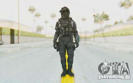 CoD BO2 LAPD v1 для GTA San Andreas второй скриншот