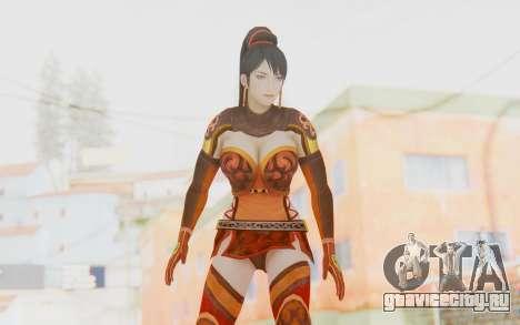 Dynasty Warriors 7 - Lian Shi v1 для GTA San Andreas